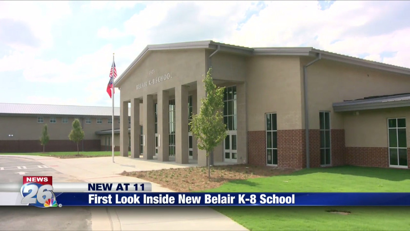 Bel-air K 8 prepares to open doors Coming school year